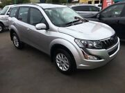 2016 Mahindra XUV500 MY16 (FWD) Silver 6 Speed Automatic Wagon South Toowoomba Toowoomba City Preview