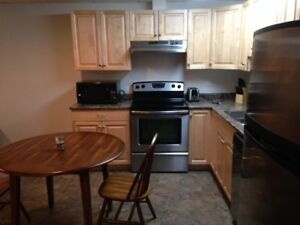 Furnished Bachelor Suite Available February 1, 2018