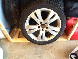 Winter tires and alloy rims St. John's Newfoundland image 5