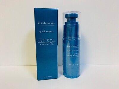 Bioelements Quick Refiner Facial Exfoliator - 1 oz