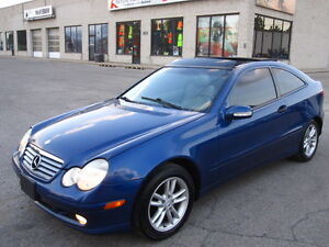 ONE OWNER !!! IMMACULATE !!! 2003 MERCEDES C230