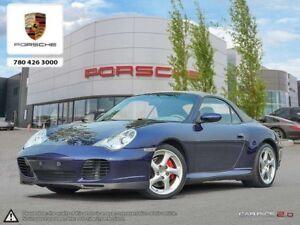 2004 Porsche 911 RARE CABRIOLET   All-wheel Drive   Manual   BOS