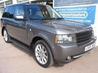 Land Rover Range Rover 5.0 V8 Supercharged auto 2010 Autobiography Full S/H