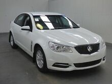 2014 Holden Commodore VF Evoke White 6 Speed Automatic Sedan Moonah Glenorchy Area Preview