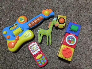 Baby toy lot in EUC