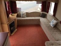 Rare super cheap static caravan brimming with character - on park full of facilities..