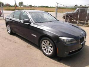 2010 BMW 7 Series 750i xDrive AWD V8 Twin turbo!