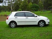 2004 Toyota Corolla Hatchback Quorrobolong Cessnock Area Preview