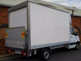 Luton Van Removals Service Leicester House - Flats and Single Items delivery with Man and Van Hire