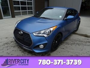 2016 Hyundai Veloster RALLY MATTE PACKAGE Accident Free,  Leathe