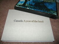 COLLECTABLE CANADA A YEAR OF THE LAND