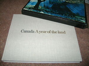 COLLECTABLE CANADA A YEAR OF THE LAND Sarnia Sarnia Area image 1