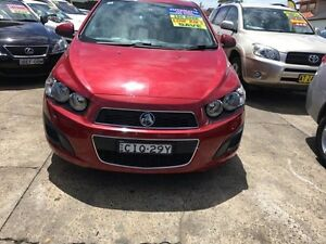 HOLDEN BARINA 2012 AUTOMATIC Croydon Burwood Area Preview