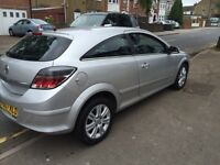 Vauxhall Astra 1.6 design model 2007 12 months in good condition for sale
