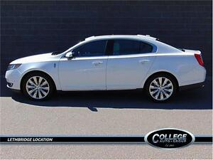 2015 Lincoln MKS EcoBoost (Pre-owned)