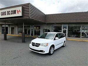 2016 Dodge Grand Caravan Crew - Navigation, Loaded