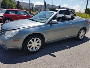 2009 Chrysler Sebring TOURING, CONVERTIBLE, LEATHER, REMOTE STAR