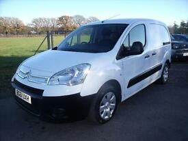 CITROEN BERLINGO 625 ENTERPRISE L1 HDI, White, Manual, Diesel, 2011