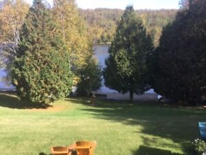 One bedroom apartment on Onwatin Lake in Northern Ontario