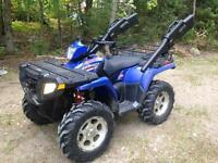REDUCED - 2005 Polaris Sportsman 600 Twin