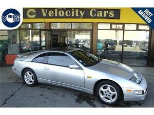 1996 Nissan FairladyZ 300ZX T-Bar Roof 93K's V6 Coupe