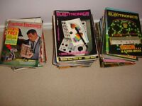 Practical Electronics magazines