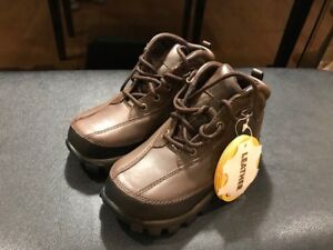 brand new boy's size 12 leather shoes
