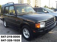 1999 Land Rover Discovery Series II SUNROOF AUTOMATIC ALL POWER