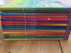 Children's books - Mr Majeika - 14 books (like new)