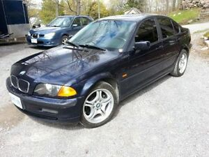 2001 BMW 3-Series 325 XI AWD Runs great