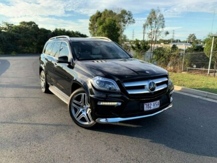 2015 Mercedes-Benz GL-Class X166 Black 7 Speed Sports Automatic Wagon Darra Brisbane South West Preview