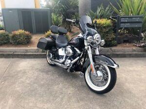 2008 Harley-Davidson FLSTC Heritage Softail Classic Cruiser 1584cc