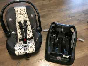 New Evenflo  Infant car seat with 2 free window shades- $50
