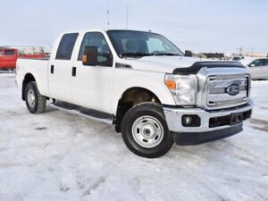 2013 Ford F-250 XLT 4x4 SD Crew Cab 6.75 ft. box 172 in. WB