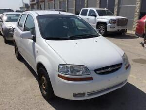 *Safetied* 2005 Chevrolet Aveo LT *Low Km* *Clean Title*