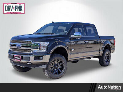 2020 Ford F-150 King Ranch Four Wheel Drive 3.5L V6 LIFTED/Wheels/Tires