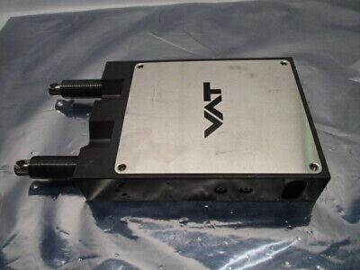 VAT 02112-BA24-0001/0010 Slit Valve, Rectangular Gate Valve, A-275454, RS1124