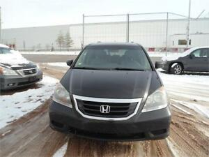 2008 Honda Odyssey EX-L\DVD\Leather\Back up Cam\Clean Carproof