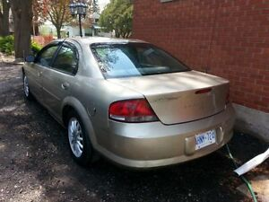 2002 CHRYSLER SEBRING PARTS- TAKE ALL $25