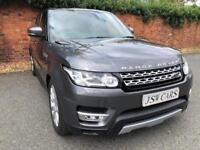 Land Rover Range Rover Sport, 7 SEATS, 3.0SD V6 ( 306bhp ) ( s/s ) Auto 2 HSE