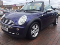 great value cheap to run mini convertible! perfect for summer!
