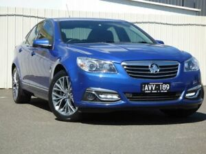 2016 Holden Calais VF II MY16 Blue 6 Speed Sports Automatic Sedan Sunbury Hume Area Preview