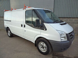 Ford Transit 350 115 MWB low roof van 2010 10 reg