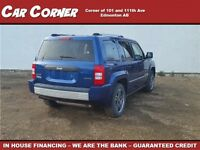 2009 Jeep Patriot Limited $109 B/W LEATHER FULLY LOADED
