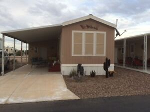1 bedroom park model in RV Park