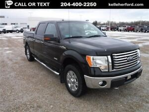 2011 Ford F-150 XLT/XTR SUPERCREW 3.5L ECOBOOST