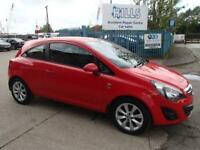 Vauxhall/Opel Corsa 1.2i 16v VVT ( 85ps ) ( a/c ) 2014MY Excite