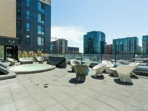 Beautiful condo in Griffintown, 16th floor with City view!!!