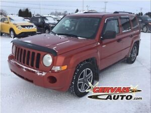 Jeep Patriot North A/C MAGS 2009