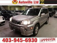 2006 Nissan X-Trail AWD 90 DAYS NO PAYMENTS!